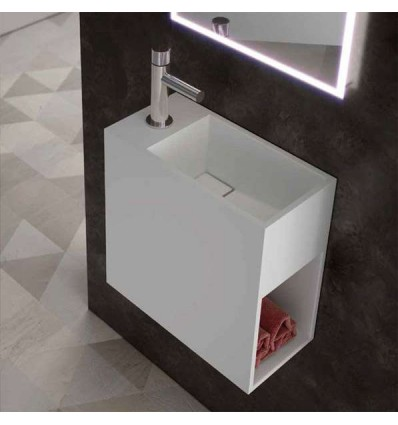LAVABO SOLID SURFACE MOB