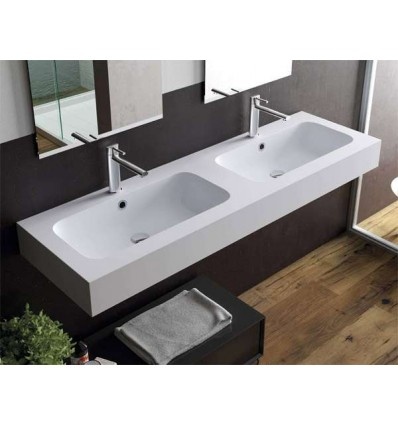 LAVABO SOLID SURFACE IL CALICE