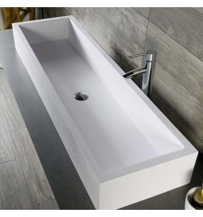 LAVABO SOLID SURFACE MONTE ISOLA