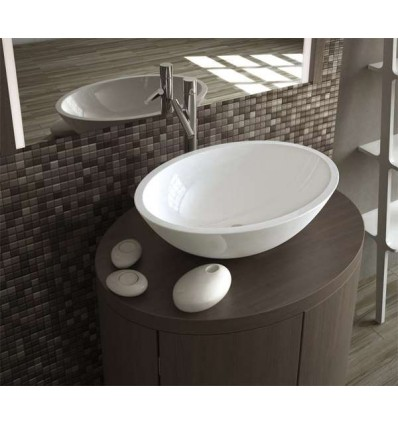 LAVABO SOLID SURFACE MONTICELLI