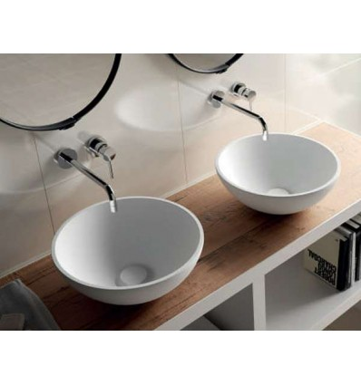 LAVABO SOLID SURFACE LAQUILA