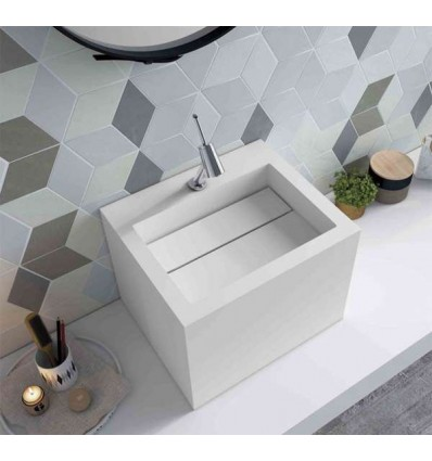 LAVABO SOLID SURFACE BASE