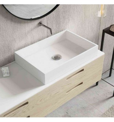 LAVABO SOLID SURFACE QUARELLO