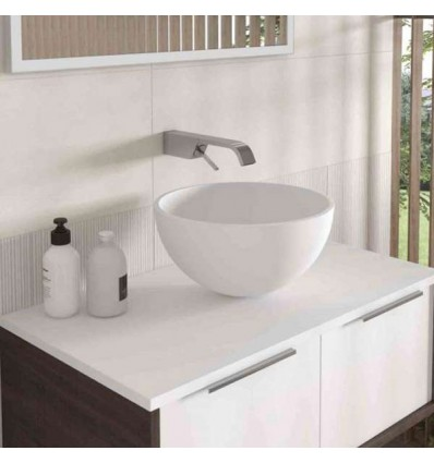 LAVABO SOLID SURFACE GLOBO