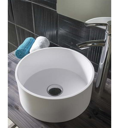 LAVABO SOLID SURFACE BOBBIO