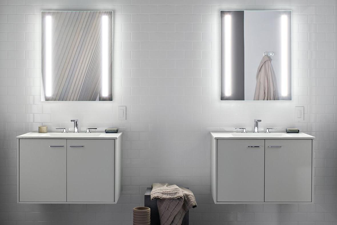 Luces Para Espejos De Bano.Espejos De Bano Con Luz Archivos Blog Tiendainicia