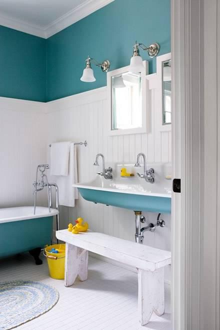 Cuarto de baño para niños - Decoracion - Blog TiendaInicia