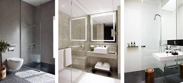 Grandes Ideas para un baño pequeño