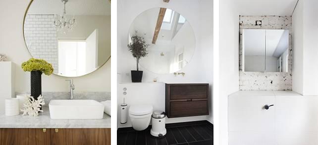 Grandes Ideas para tu baño pequeño