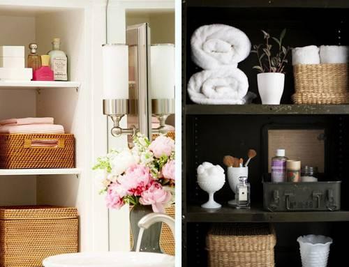 Armarios De Baño Colgados:muebles de baño 7 consejos clave para un baño ordenado