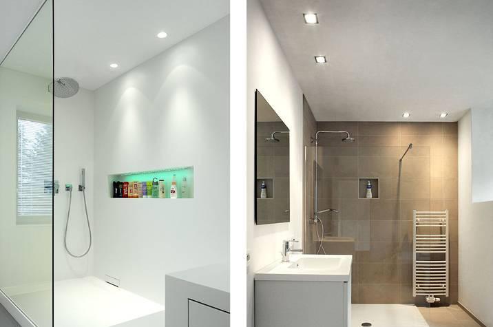 Espejos de bano con luz led